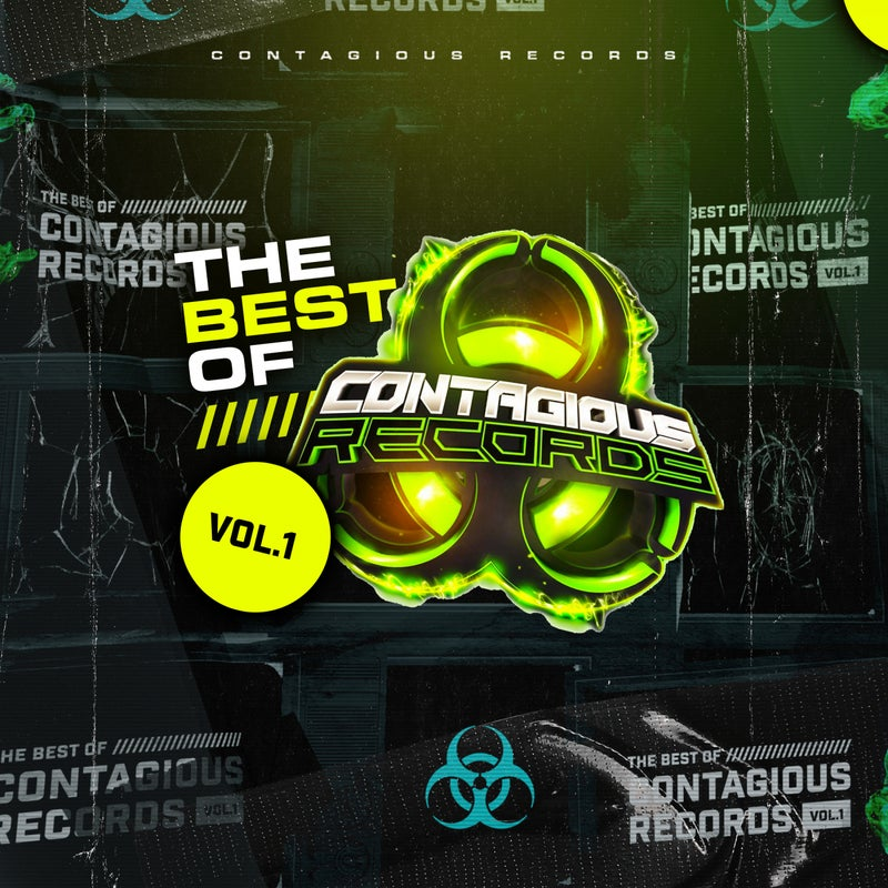 The Best Of Contagious Records Vol 1