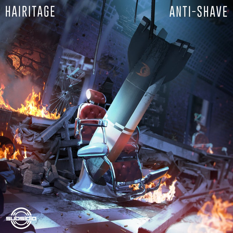 Anti-Shave EP