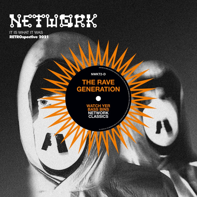 Network Classics - The Rave Generation