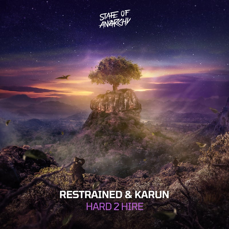Hard 2 Hire - Extended Mix