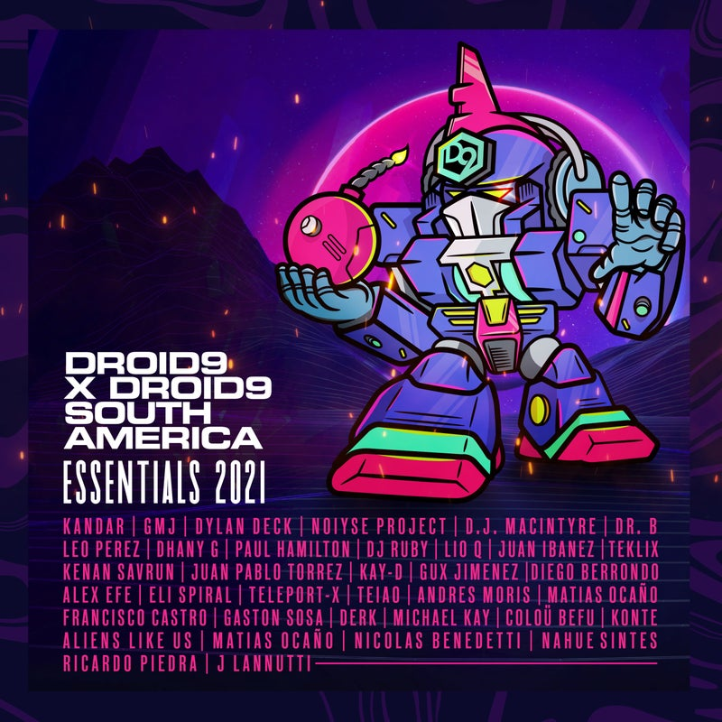 Droid9 X Droid9 South America - Essentials 2021