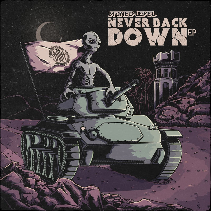Never Back Down EP