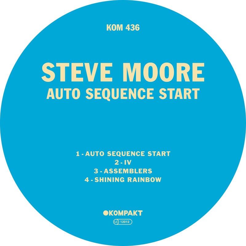 Auto Sequence Start