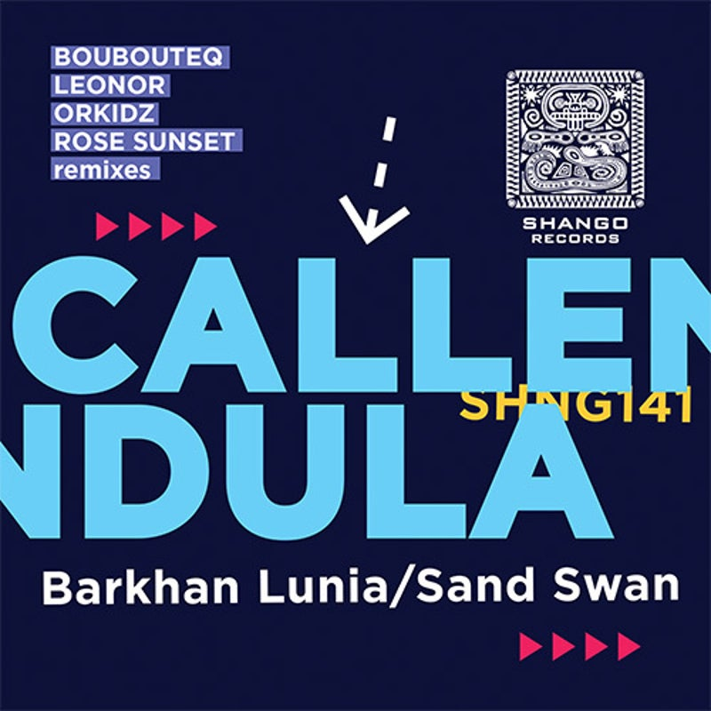 Barkhan Lunia/Sand Swan