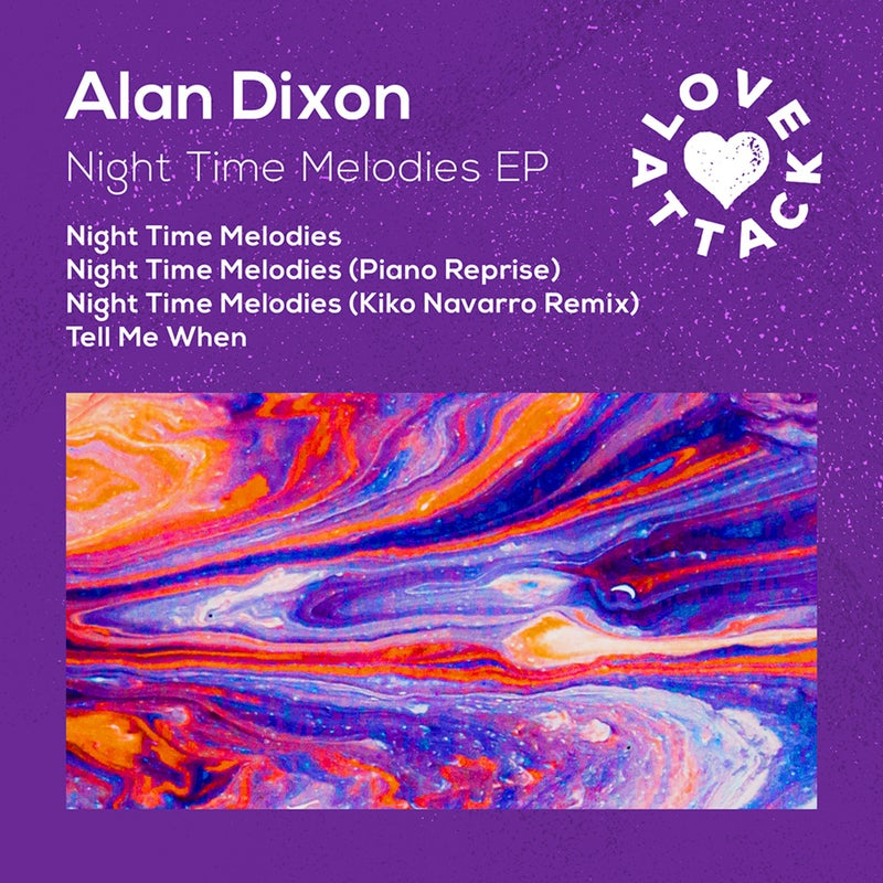 Night Time Melodies EP
