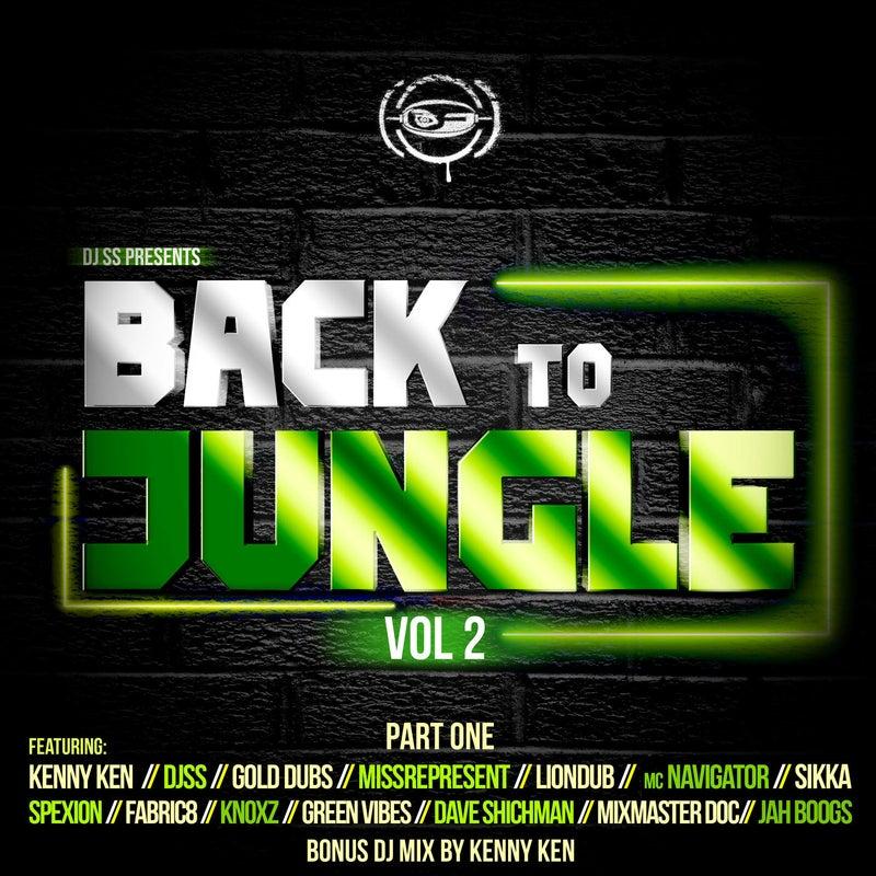 Back to Jungle, Vol. 2 (Pt. 1)