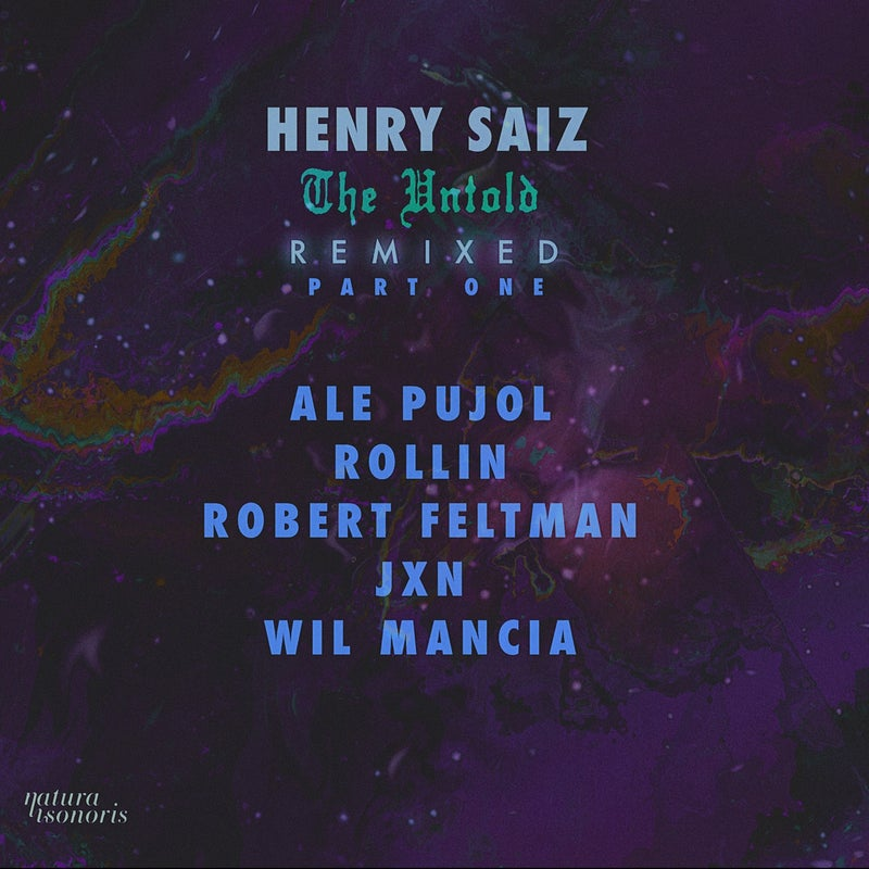 The Untold Remixed, Pt.1