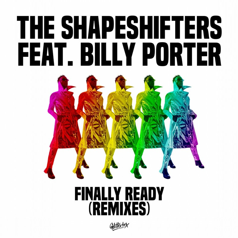 Finally Ready - Remixes