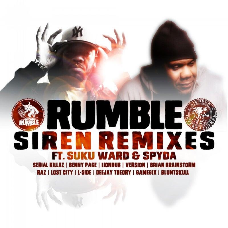 Siren (Remixes)