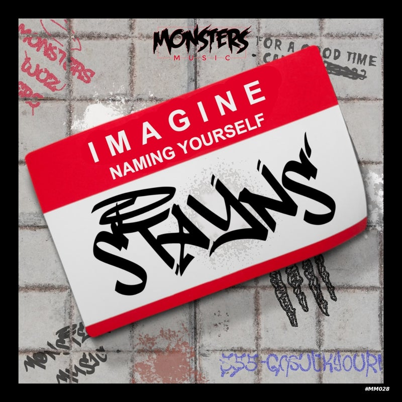 Imagine Naming Yourself Stayns