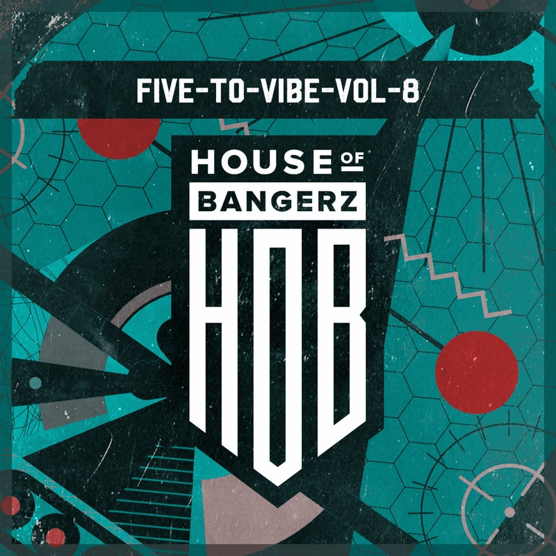 Five To Vibe To Vol.8