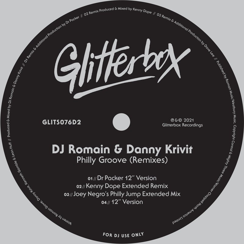 Philly Groove - Remixes