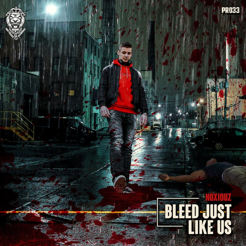 Bleed Just Like Us - Extended Mix