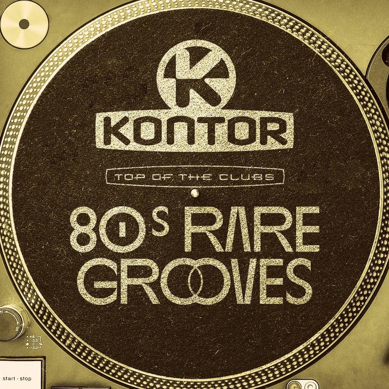 Kontor Top of the Clubs - 80s Rare Grooves (All-Time Favourites)