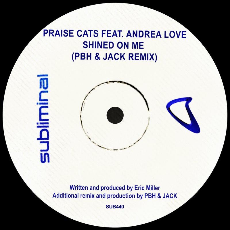 Shined On Me - PBH & JACK Remix