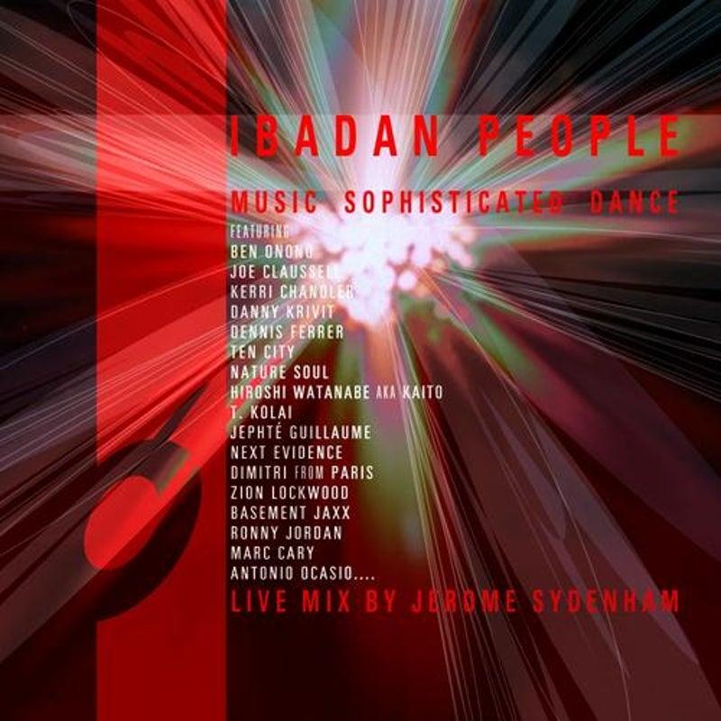 Ibadan People - Live Mix by Jerome Sydenham (CD2)