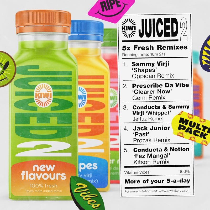 Juiced 2 (New Flavours)