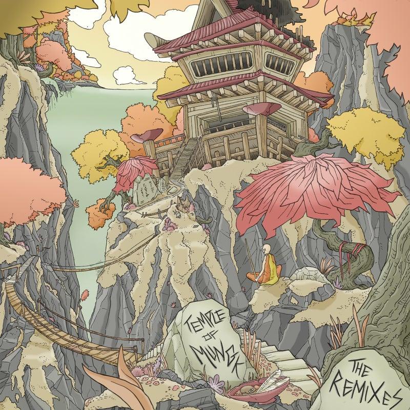 Temple Of Mungk Remixes