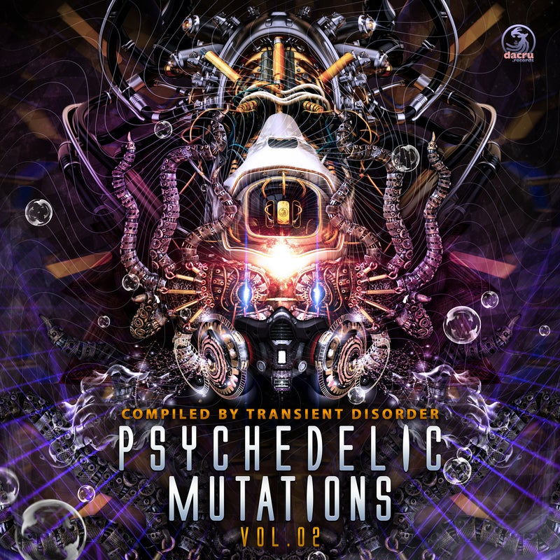 Psychedelic Mutations, Vol. 2 Compiled by Transient Disorder
