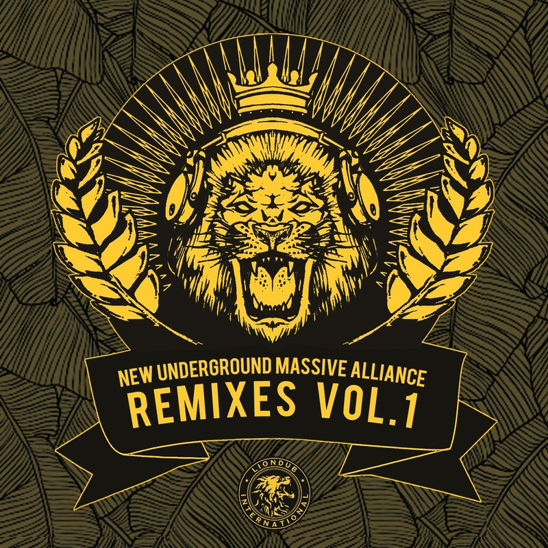 New Underground Massive Alliance Remixes Vol. 1