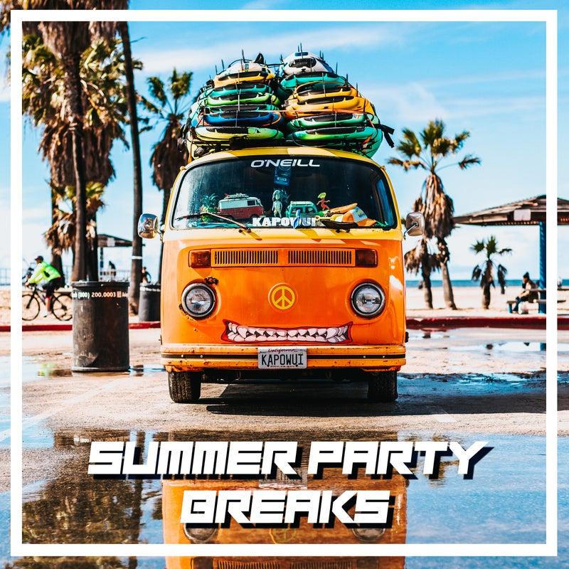 Summer Party Breaks