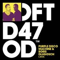 Boris Dlugosch & Purple Disco Machine - L.O.V.E. (Original Mix)