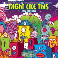 Laidback Luke, Polina & Angger Dimas - Night Like This (Sneaker Fox Remix)