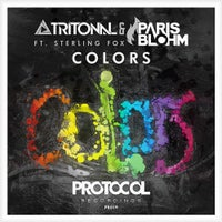 Tritonal, Paris Blohm & Sterling Fox - Colors (Original Mix)