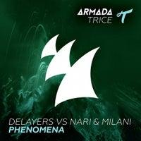 Nari & Milani & Delayers - Phenomena (Original Mix)