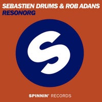 Sebastien Drums & Rob Adans - Resonorg (Original Mix)