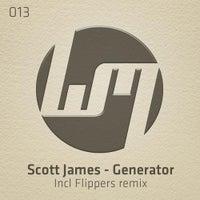 Scott James - Generator (Flippers Remix)
