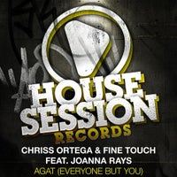 Chriss Ortega & Fine Touch - AGAT (Everyone But You) feat. Joanna Rays (Instrumental Mix)