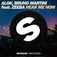 Alok & Bruno Martini - Hear Me Now feat. Zeeba (Club Edit)