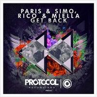 Paris & Simo & Rico & Miella - Get Back (Original Mix)