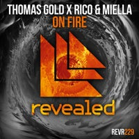 Thomas Gold & Rico & Miella - On Fire (Extended Mix)
