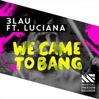 3LAU - We Came To Bang feat. Luciana (Original Mix)