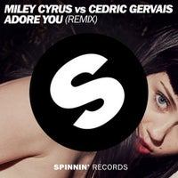 Cedric Gervais & Miley Cyrus - Adore You (Extended Club Remix)