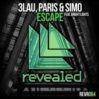 Paris & Simo & 3LAU - Escape feat. Bright Lights (Original Mix)