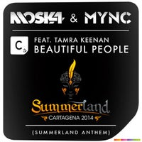 MYNC & Moska - Beautiful People feat. Tamra Keenan (Summerland Anthem (Original Mix))