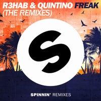 Quintino & R3hab - Freak (Sam Feldt Remix)