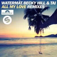 Tai, Watermat & Becky Hill - All My Love (Luca Guerrieri Remix)