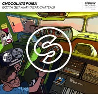 Chocolate Puma - Gotta Get Away (feat. Chateau) (Extended Mix)