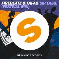 Fafaq & Firebeatz - Sir Duke (Festival Extended Mix)
