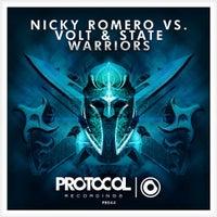 Nicky Romero vs. Volt & State - Warriors (Original Mix)