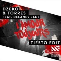 Dzeko & Torres - L'Amour Toujours feat. Delaney Jane (Tiesto Edit)