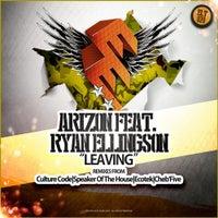 Arizon & Ryan Ellingson - Leaving (Culture Code Remix)