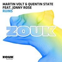 Martin Volt & Quentin State - Ruins feat. Jonny Rose (Original Mix)