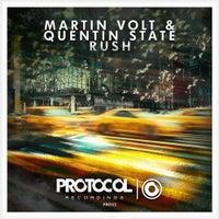 Martin Volt & Quentin State - Rush (Original Mix)