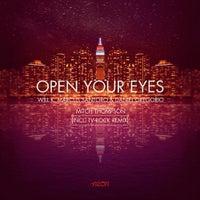 Daniel Gregorio, Will K & Marcus Santoro - Open Your Eyes (feat. Mitch Thompson) (Original Mix)