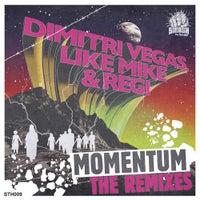 Regi, Dimitri Vegas & Like Mike - Momentum (Michael Calfan Remix)